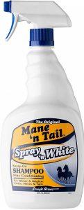Mane 'n Tail White Spray-On Shampoo Plus Conditioning