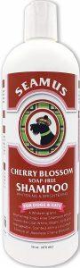 Seamus Cherry Blossom Whitening & Brightening Shampoo